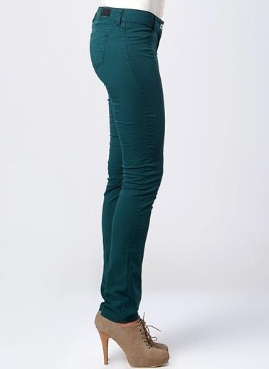 Vero Moda Vero Moda Kadın Düz Kesim Pantolon Renksiz